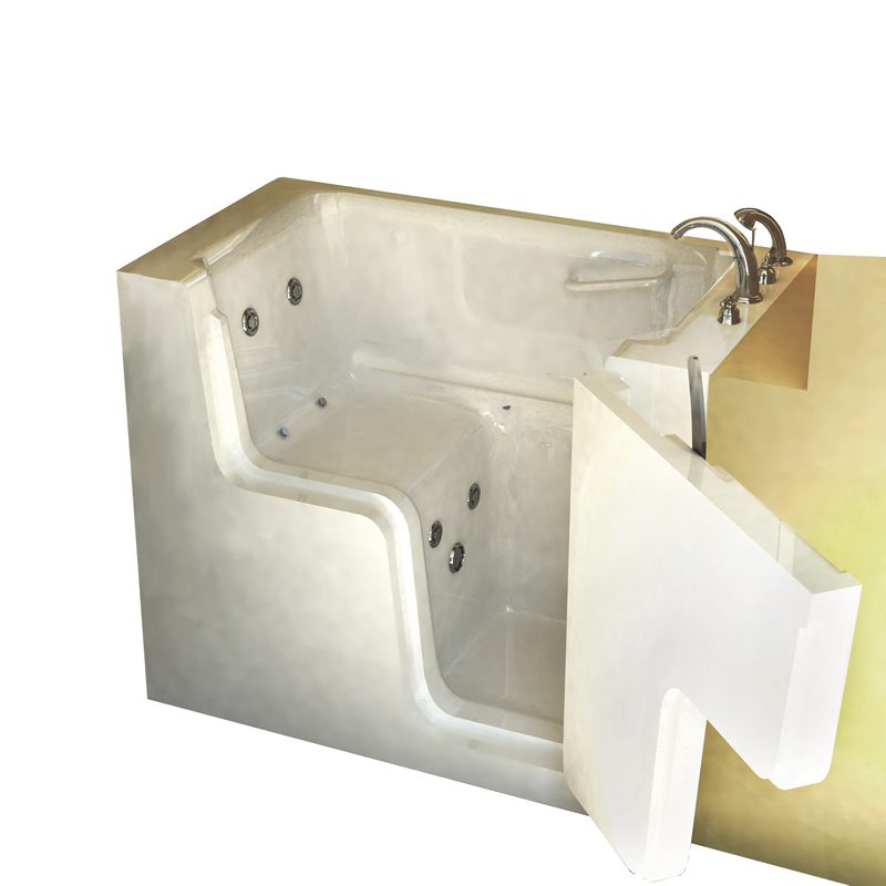 Medium Wheelchair Access Walk-In Tub
