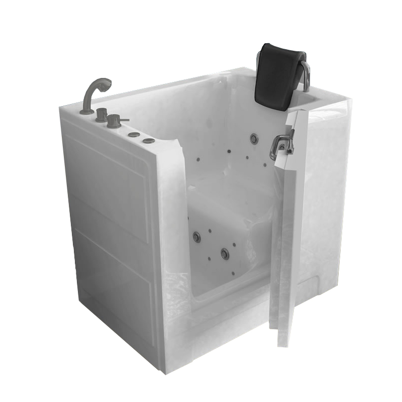 Petite Easy Soak Walk-In Tub
