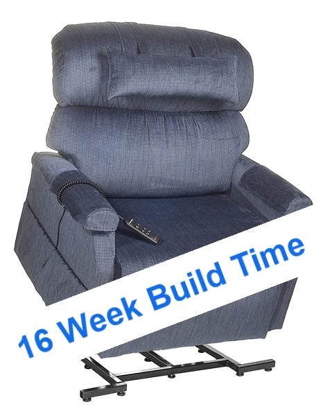 Golden Tech Heavy Duty Bariatric Lift Chair